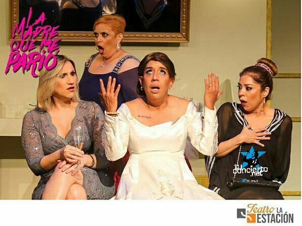 Photo of tuconcierto.net te lleva al teatro a ver la obra 'La Madre Que Me Pario'