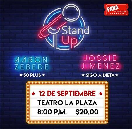 Photo of Stand Up Show en Teatro La PLaza