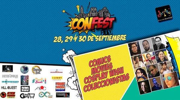 Photo of ConFest Panamá