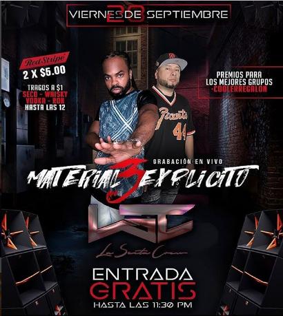 """Photo of Chilloutpma presenta """"Grabación del material explícito»"""