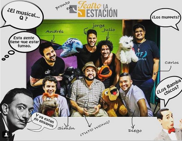 Photo of En octubre llega la obra '¿Que paso Anoche?