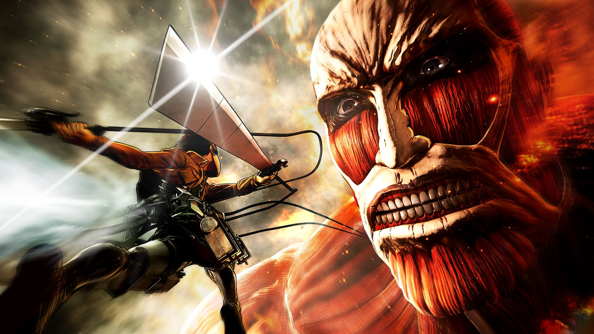 Photo of Estreno en Cinemark con «Attack on Titan»