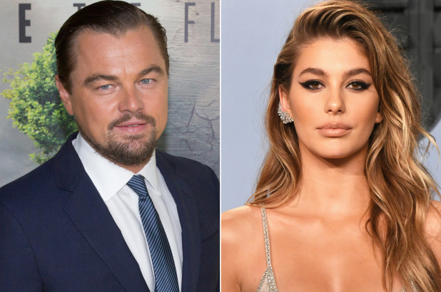 Leonardo dicaprio girlfriend 2018