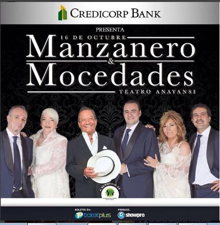 Photo of Armando Manzanero y Mocedades Sinfónico en Panamá