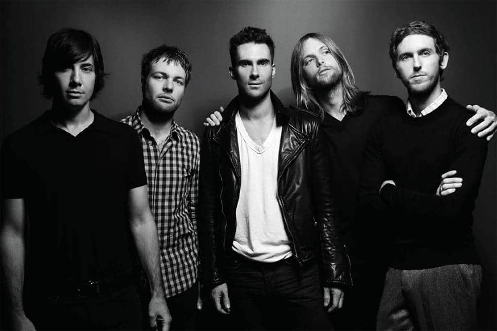 Photo of Maroon 5 protagonizará el intermedio del Super Bowl de 2019