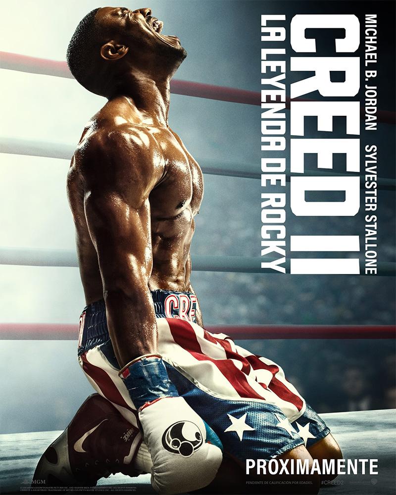 Photo of Estrena nuevo tráiler de 'Creed II: La leyenda de Rocky'