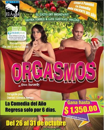 Photo of Regresa a Panamá la comedia más caliente del año»Orgasmo»