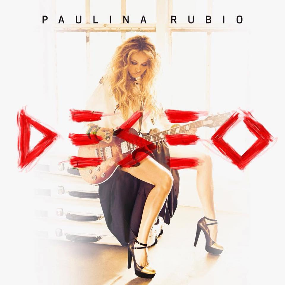 Photo of Paulina Rubio estrena su nuevo álbum 'Deseo'