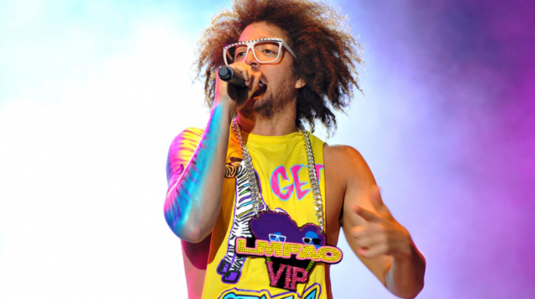 Photo of HBD para Redfoo