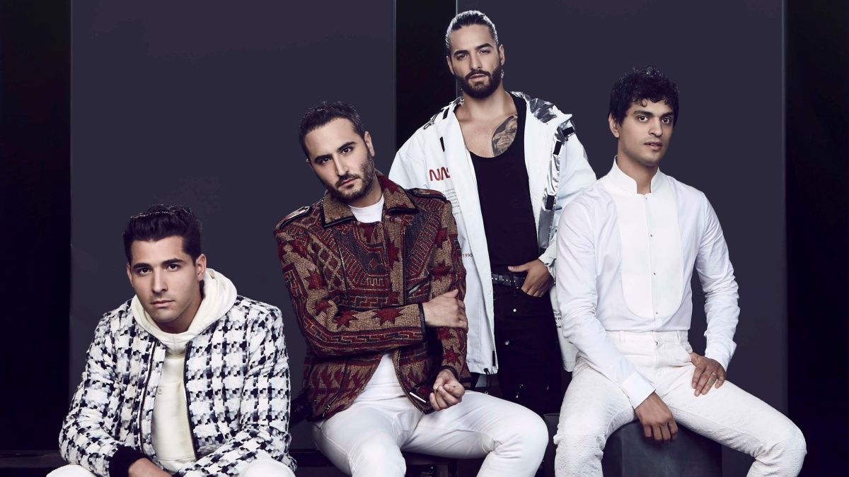Photo of Reik y Maluma estrenan 'Amigos con Derechos