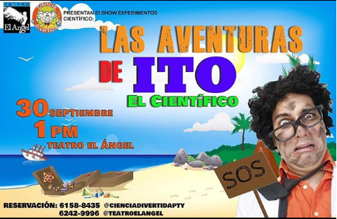 Photo of Las Aventuras de ITO «El Cientifíco»