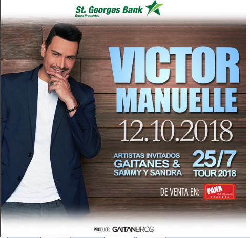 Photo of Víctor Manuelle concierto en Panamá