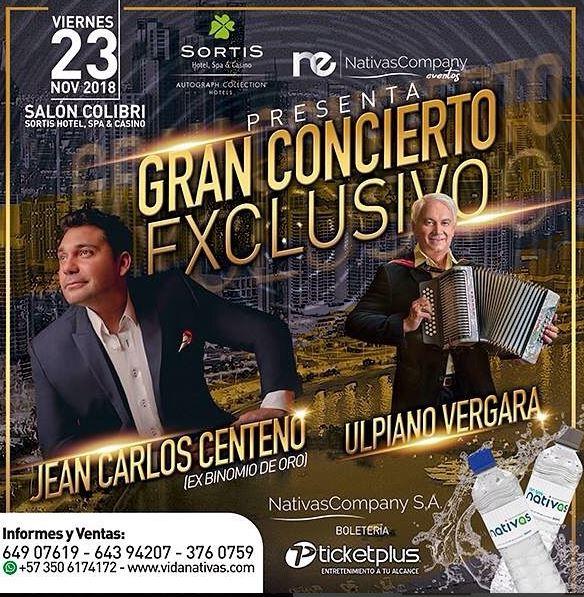 Photo of Concierto de Jean Carlos Centeno y Ulpiano Vergara