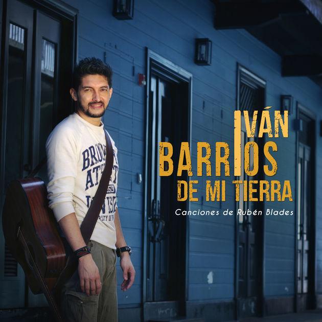 Photo of Iván Barrios lanza su nuevo álbum «Barrios de mi Tierra»