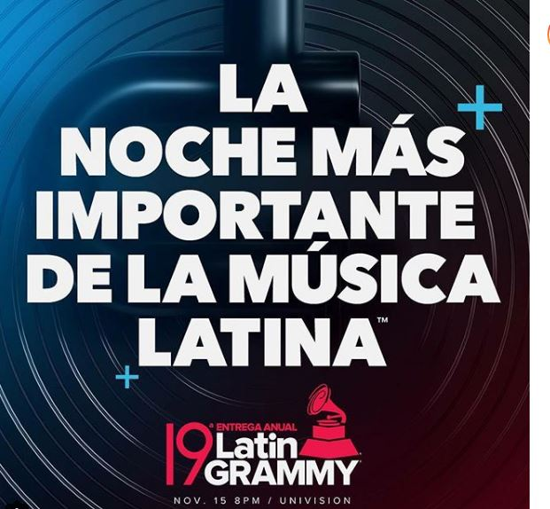 Photo of Latin GRAMMY 2018