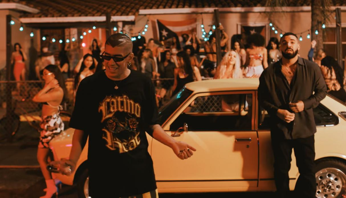 Photo of Bad Bunny estrena tema junto a Drake