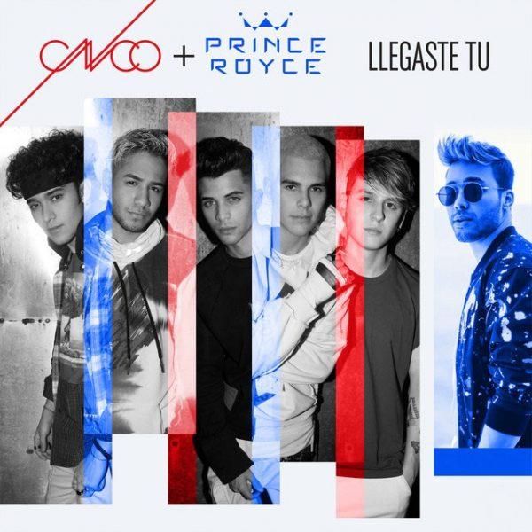 Photo of CNCO y Prince Royce estrenan «Llegaste tú»