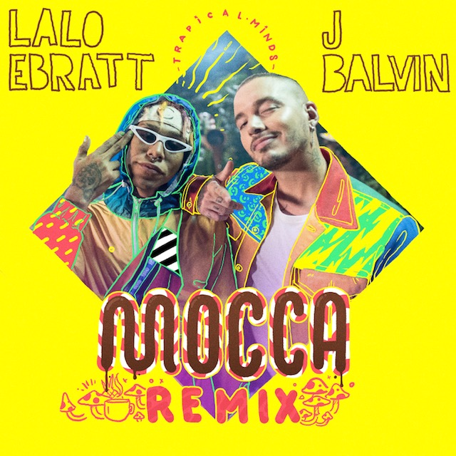 Photo of Lalo Ebratt con J balvin lanza remix de «Mocca»