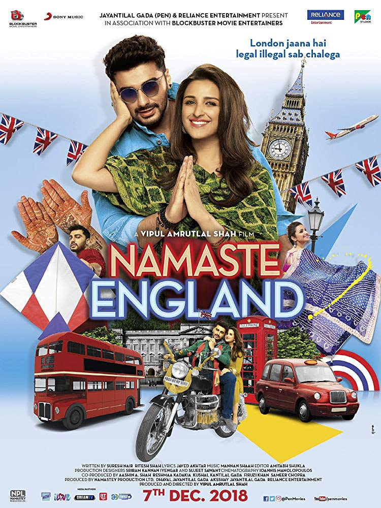 Photo of Función especial de «Namaste England» en Cinemark