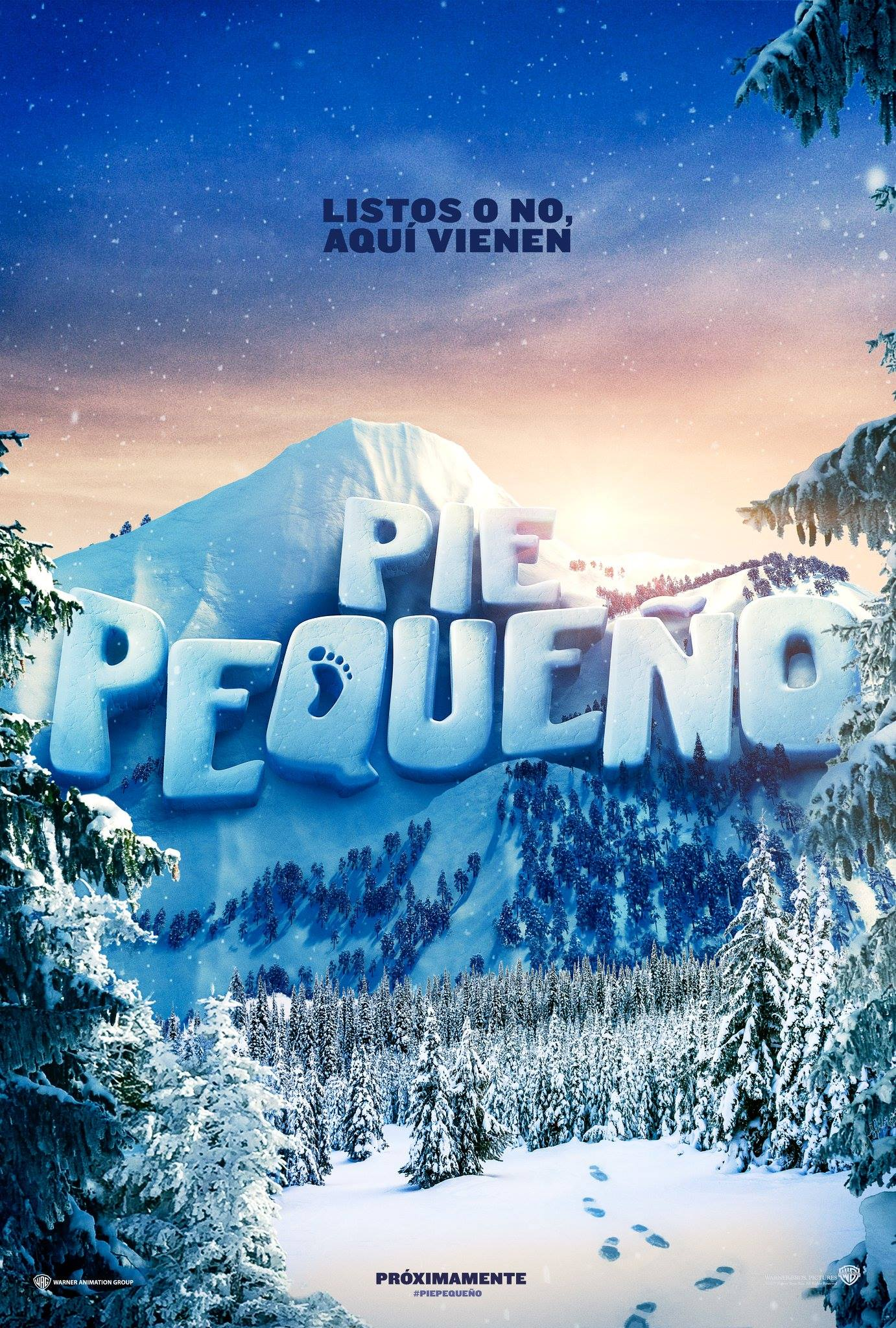 Photo of 'Pie pequeño' en Cinemark