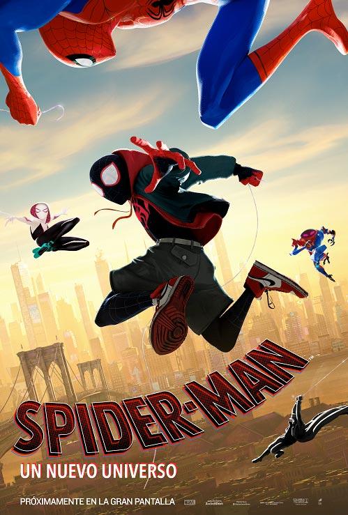 Photo of Lanzan tráiler de «Spider Man: Un nuevo Universo»;