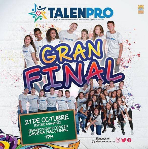 Photo of Gran Final de Talenpro 2018