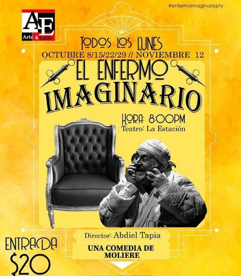Photo of Obra 'El enfermo Imaginario'
