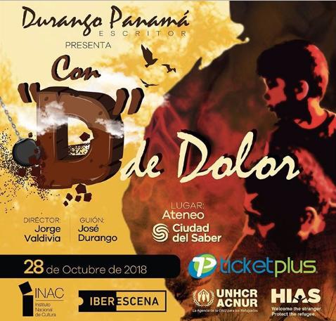Photo of «Con D de dolor» en Panamá