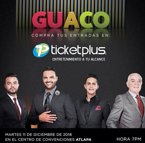 Photo of Concierto de Guaco en Panamá