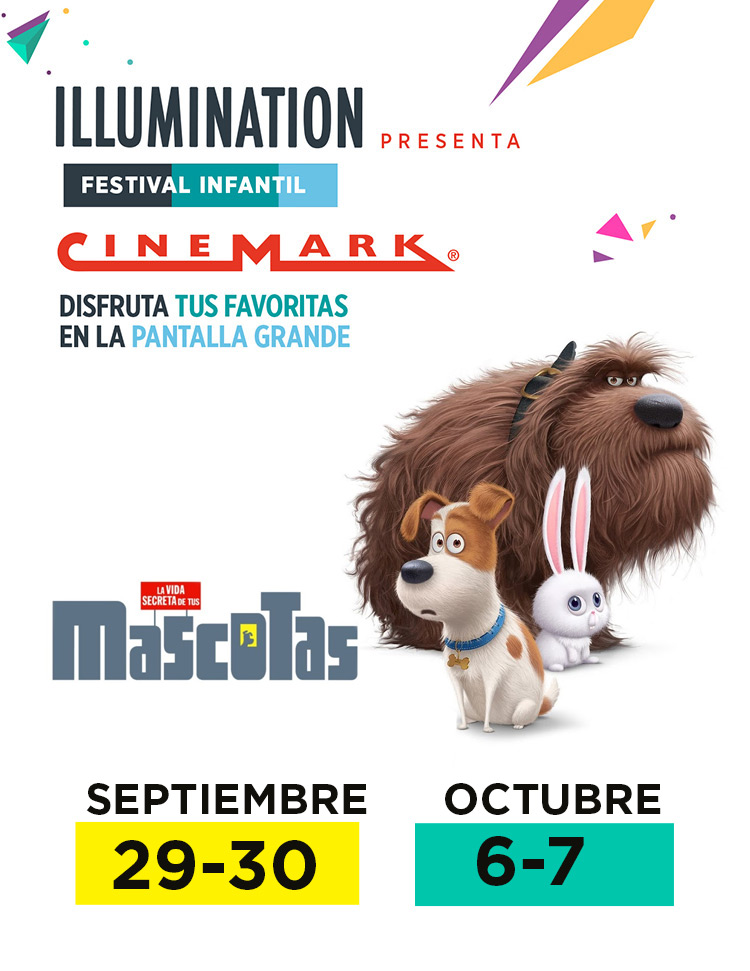Photo of Este fin de semana Cinemark te trae Festival Infantil