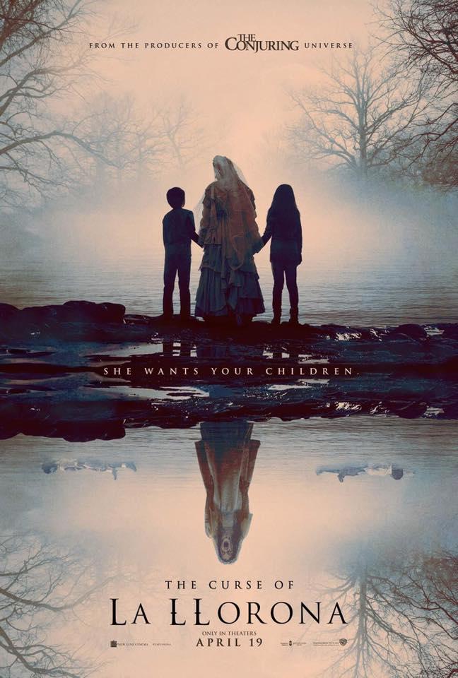 Photo of Warner Bros presenta póster oficial de «La llorona»