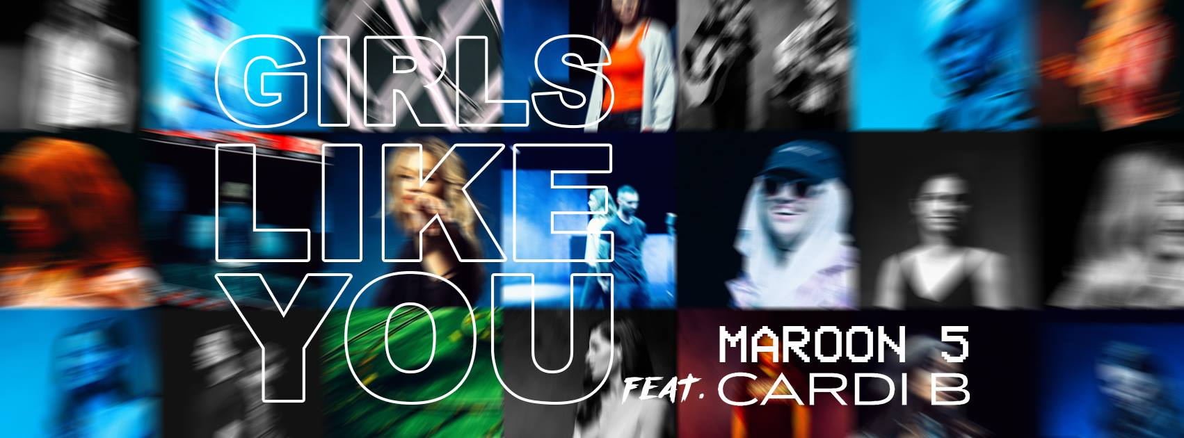 Photo of Maroon 5 lanzó nueva versión de «Girls Like You» con Cardi B