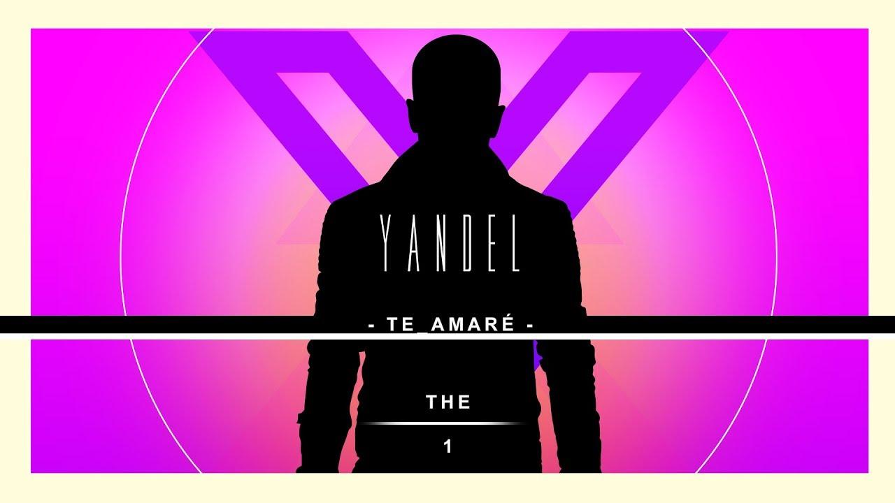 """Photo of Yandel presenta su nuevo tema """"Te amaré"""""""