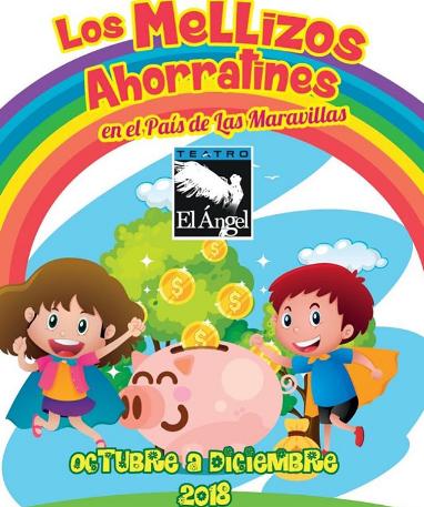 """Photo of Obra """"Los Mellizos Ahorratines, en el país de las Maravillas"""""""
