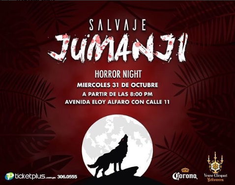 Photo of Salvaje Jumanji en en Panamá