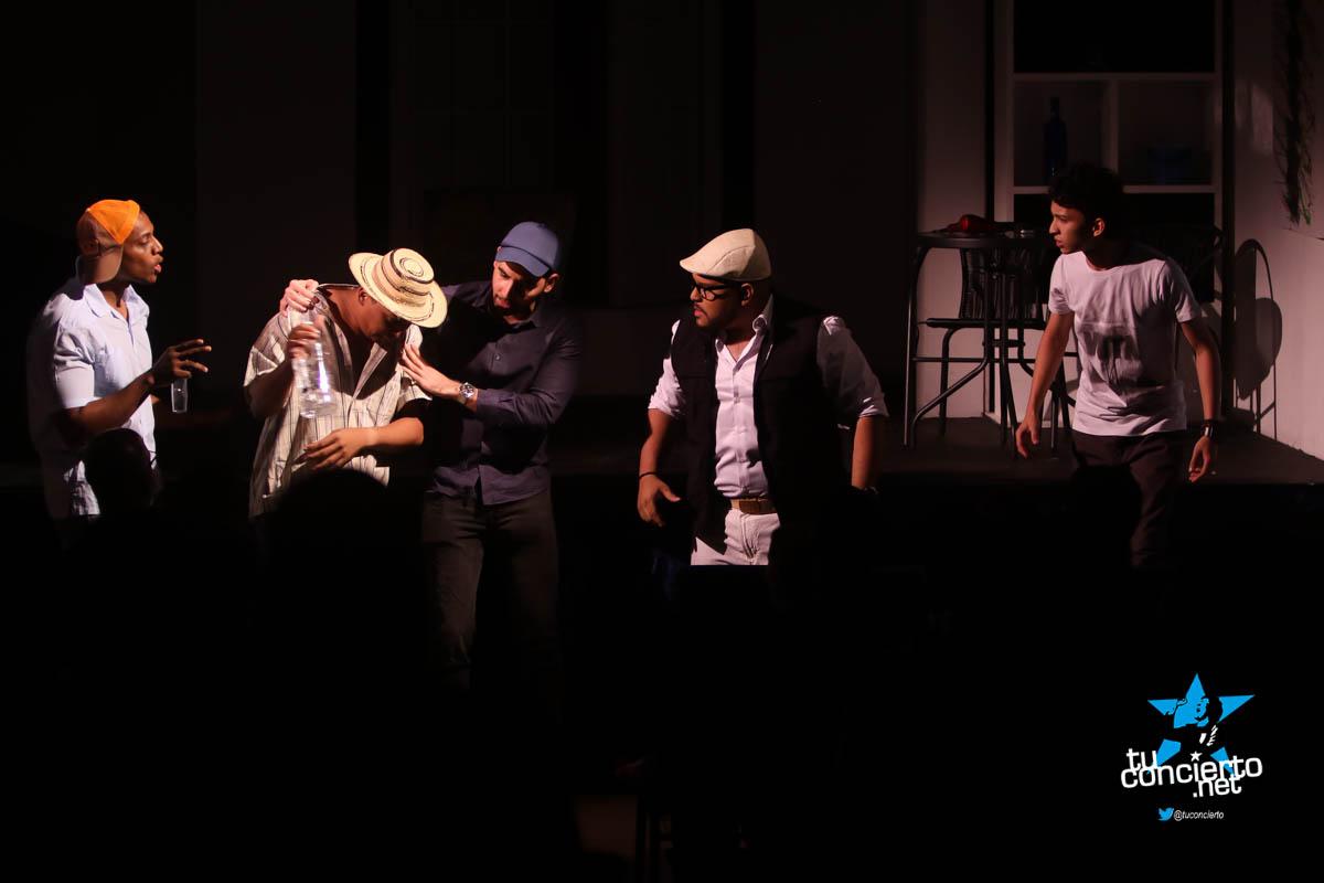 Photo of Aplauso para un Corrupto en Teatro el Ángel