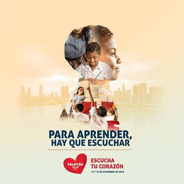 Photo of «La Bendición» es el tema oficial de Teletón 20-30 de Panamá