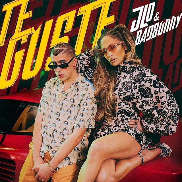 "Photo of JLo y Bad Bunny presentan ""Te gusté"""