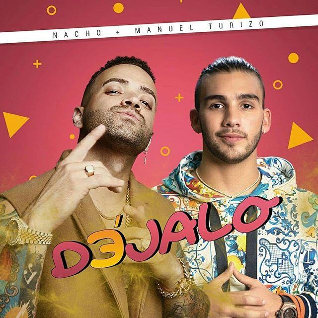 Photo of Nacho y Manuel Turizo estrenan 'Déjalo'