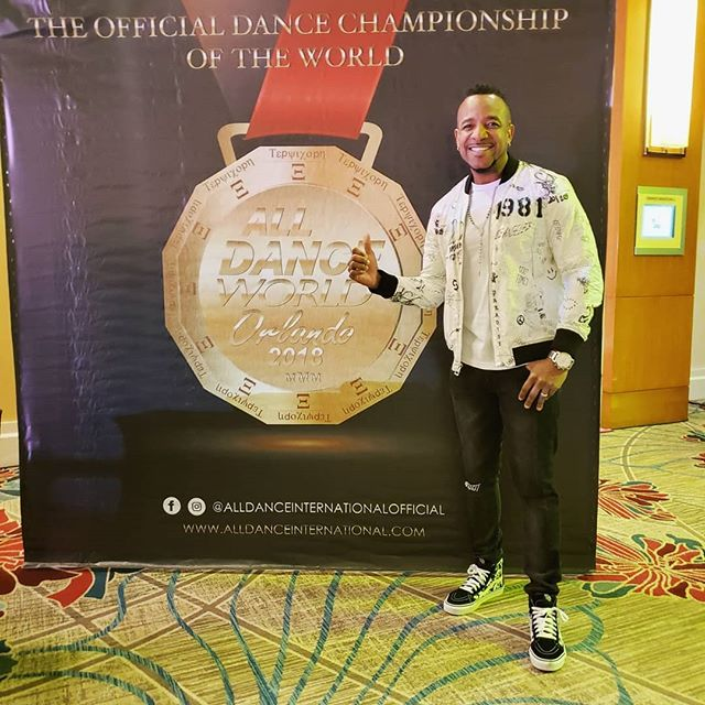 Photo of Aldo Ranks en 'All Dance Orlando 2018'