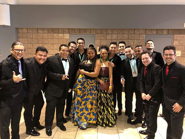 Photo of Afrodisíaco listos para los Latin Grammy