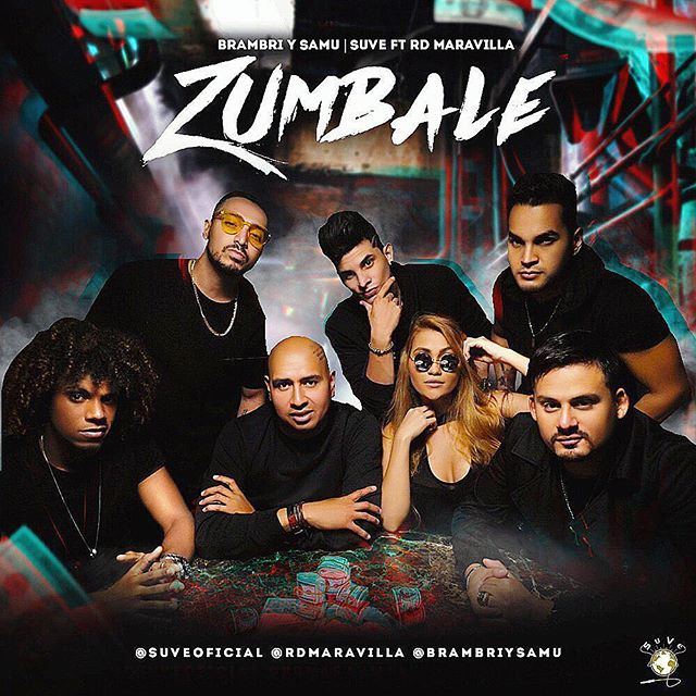 Photo of SuVe estrena el vídeo de 'Zumbale'