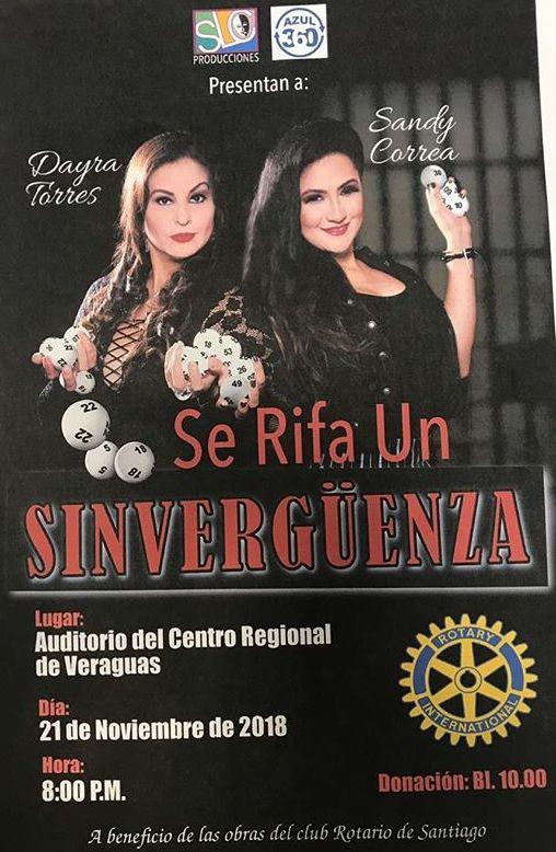 Photo of La obra 'Se Rifa un Sinverguenza' en Veraguas
