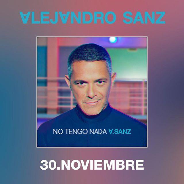 Photo of Alejandro Sanz lanza su tema 'No Tengo Nada'