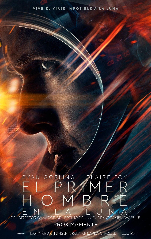 Photo of Jueves de estreno en Cinemark 'El primer hombre en la luna'
