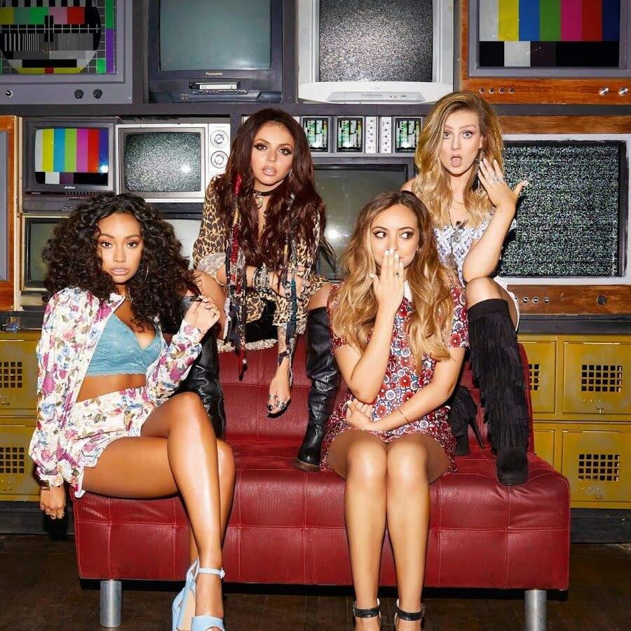 Photo of Las chicas de Little Mix quieren unirse al tour de las Spice Girls