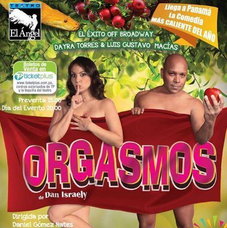 Photo of Función especial de 'Orgasmo' la obra