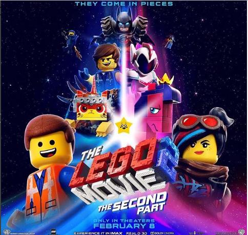 Photo of Warner Bros lanza tráiler de «The LEGO Movie 2»
