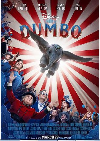 Photo of Disney lanza trailer de 'Dumbo' la película