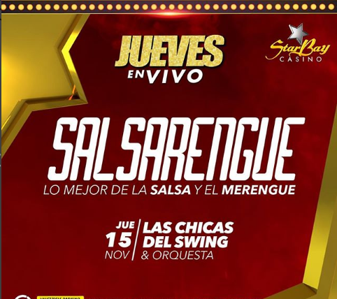 Photo of Jueves SalsaRengue en StarBay Casino